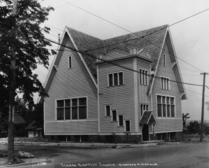 German Baptist Church 1928 (MAC)