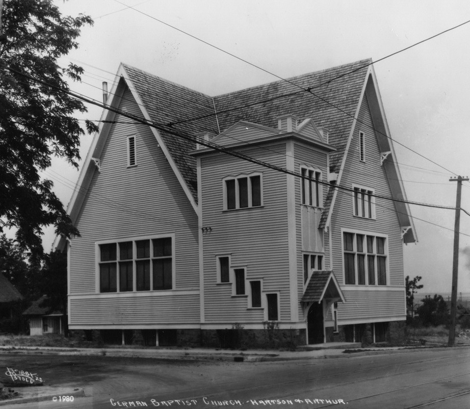 The Vancouver Avenue First Baptist Church of Portland, Oregon, is a  prominent ethnic landmark located at the southeast corner of Vancouver  Avenue and Fargo ...