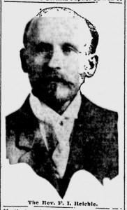 Rev. Reichle