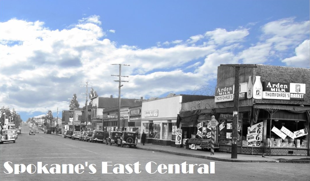 Spokane's East Central