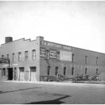 Culbertson's Garage 1924
