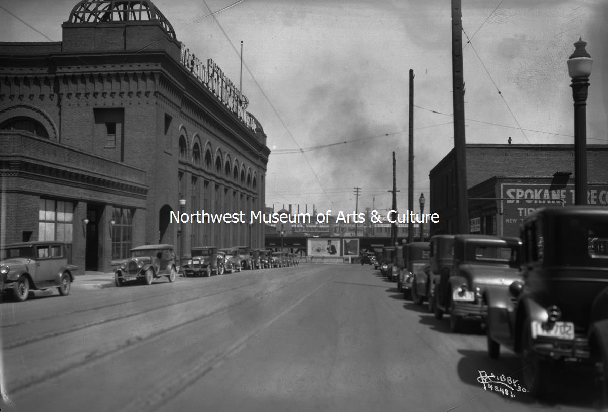 Spokane Historic Preservation Office 187 Riverfront Park