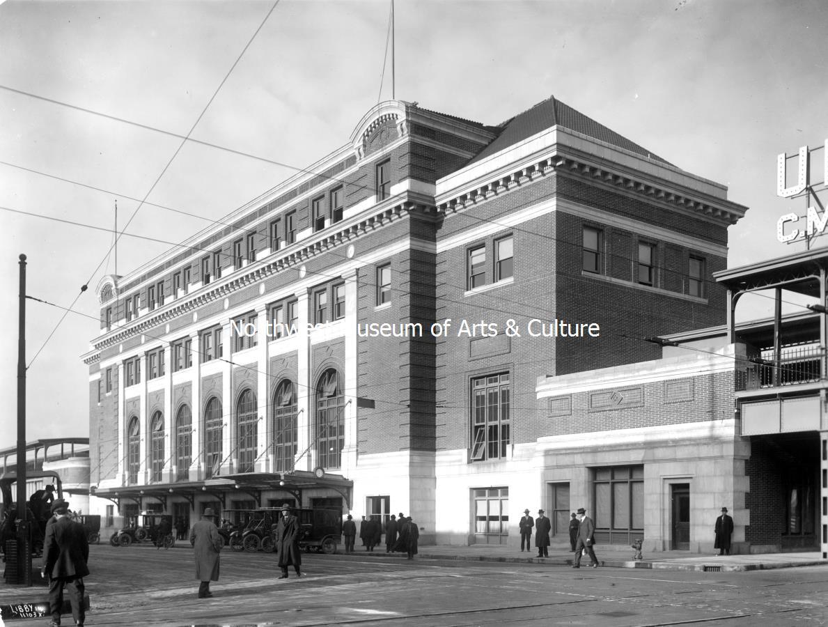 Union Station 1914