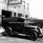 Lomax Garage 1928