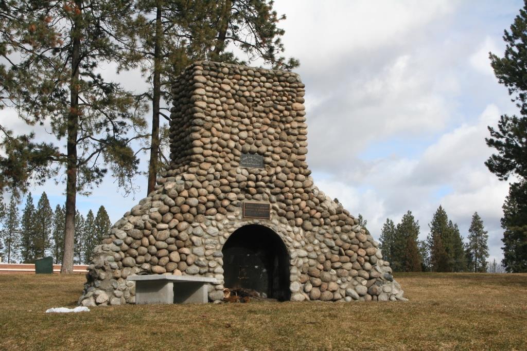 Audubon Park Fireplace