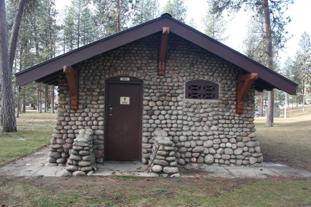 Audubon Park Restroom 2