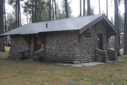 Audubon Park Restroom