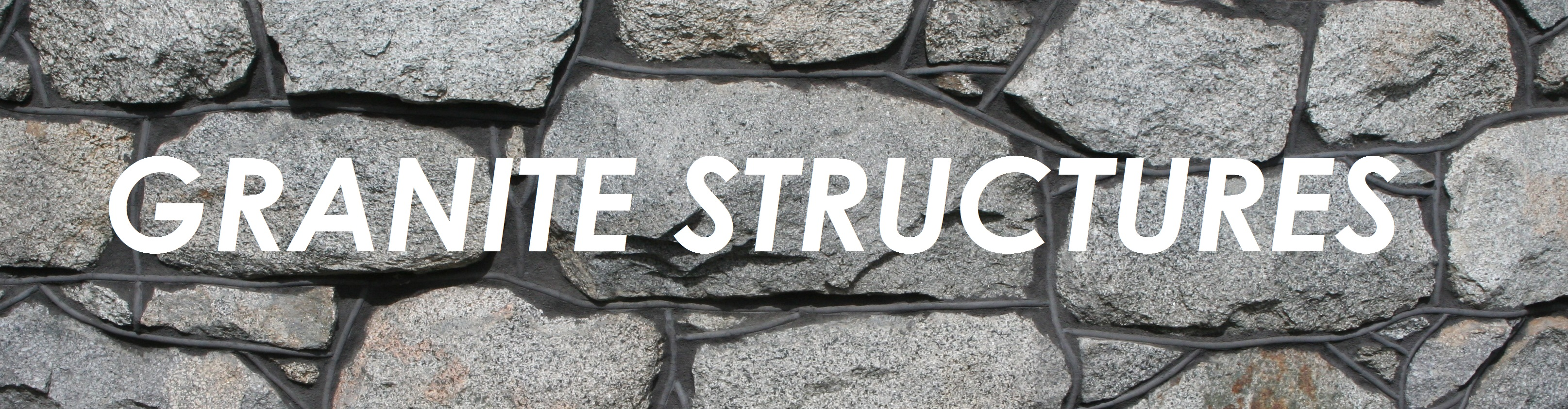 Granite Header Text