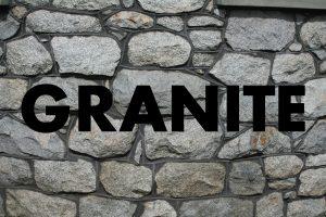 GraniteCloseUp