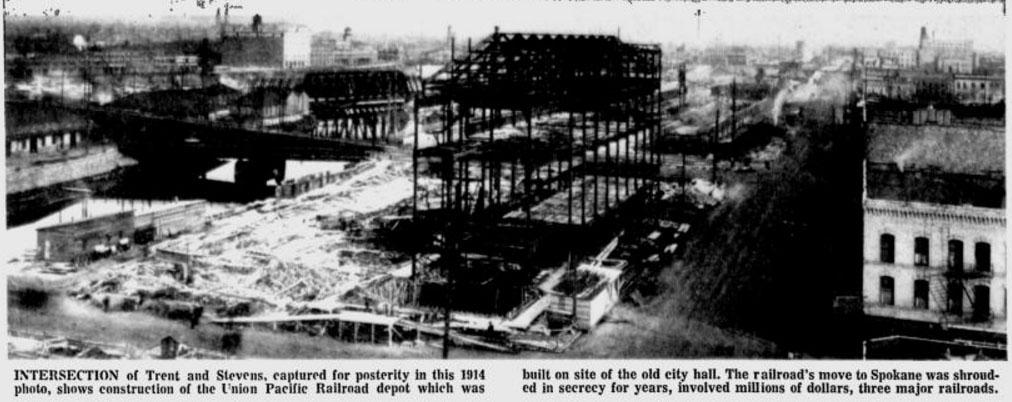 construction union depot