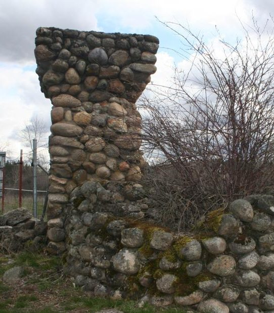 Glen Tana Walls