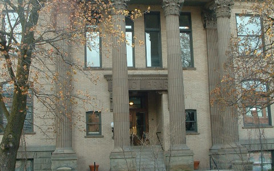 Carnegie Library- after exterior (2)