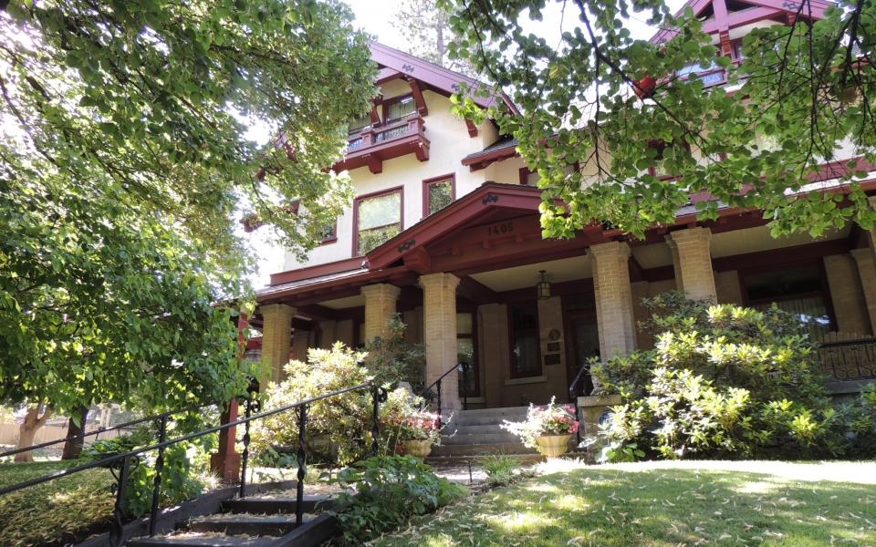 Coolidge-Rising House 1