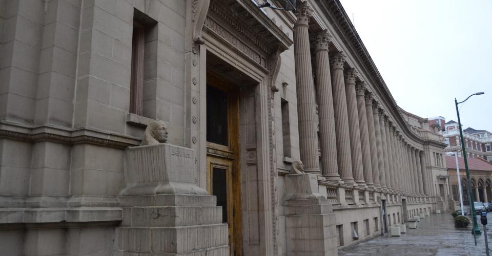 Masonic Temple- Front