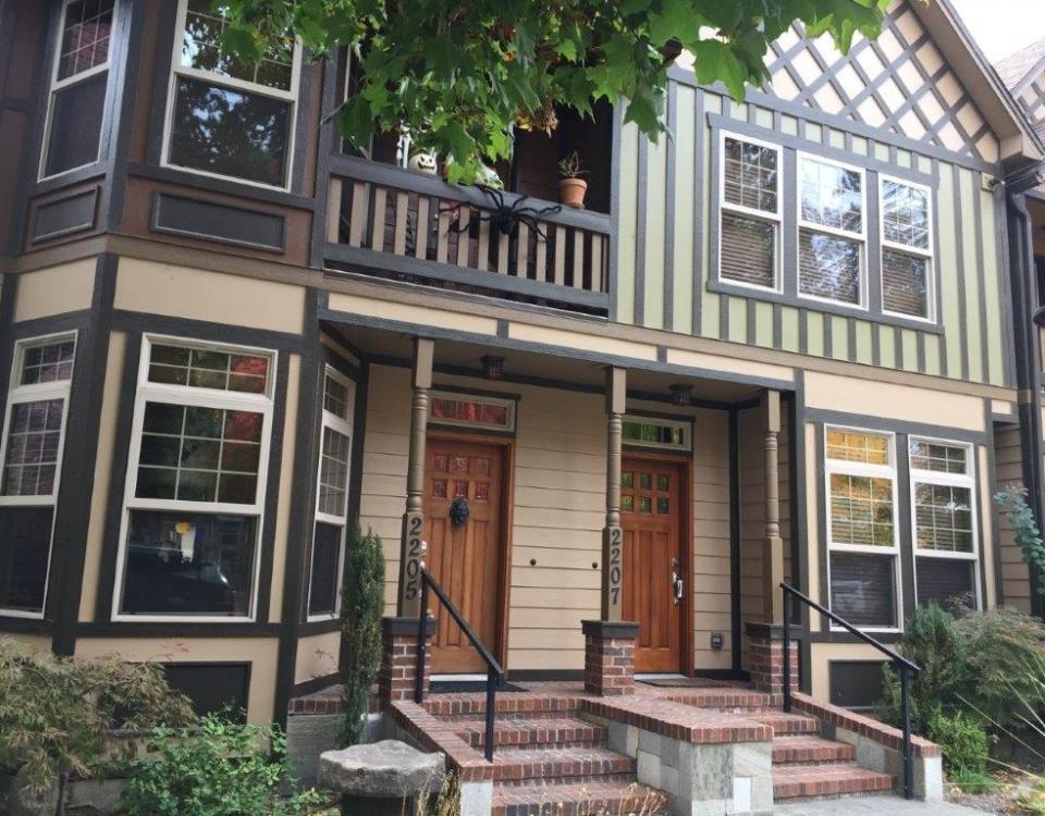 facade facing 4th